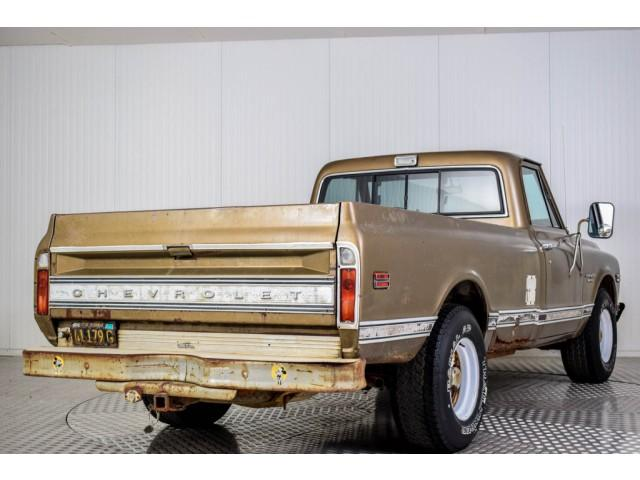 Chevrolet Pickup Custom Camper V8 #31