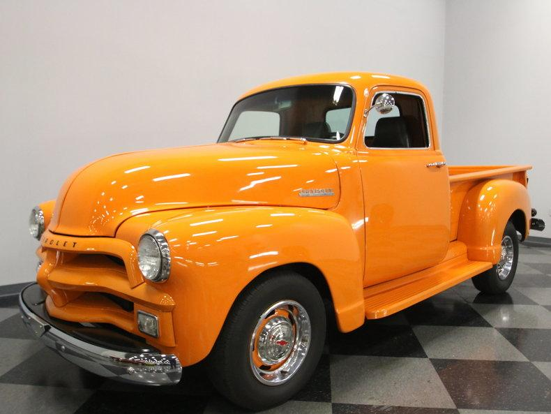 1954 Chevrolet 3100 #6