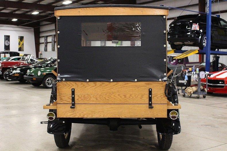 1931 Ford Model A Huckster #3