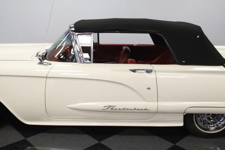 1960 Ford Thunderbird J-Code #12