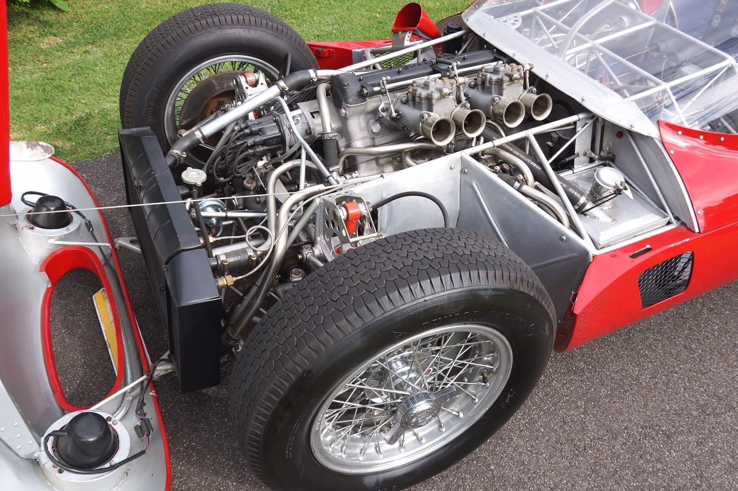Maserati Tipo 61 Birdcage #6