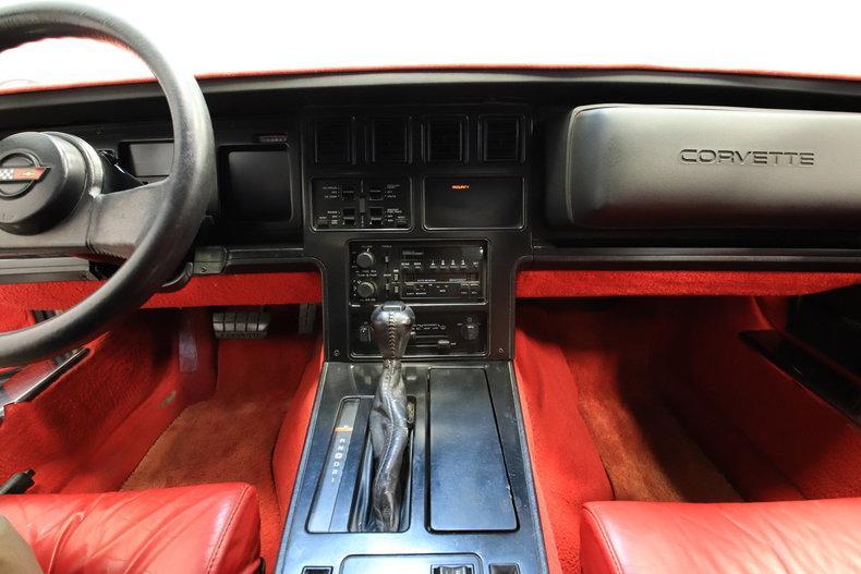 1988 Chevrolet Corvette #35