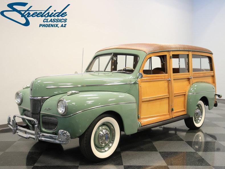 1941 Ford Woody Wagon #0