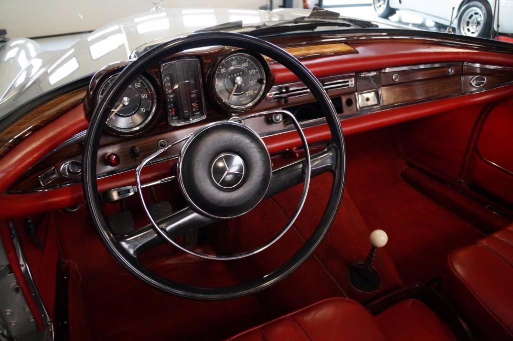 Mercedes-Benz 250SE Cabriolet 1967 #2