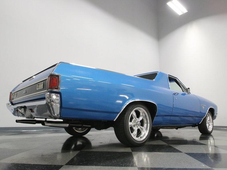 1970 Chevrolet El Camino #21