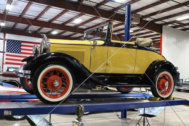 1931 Ford Model A #57