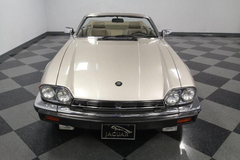 1988 Jaguar XJS V12 #5