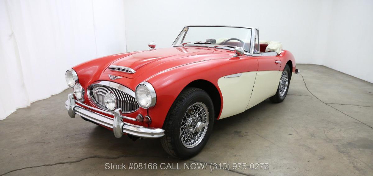 1963 Austin-Healey 3000 BJ7 #15