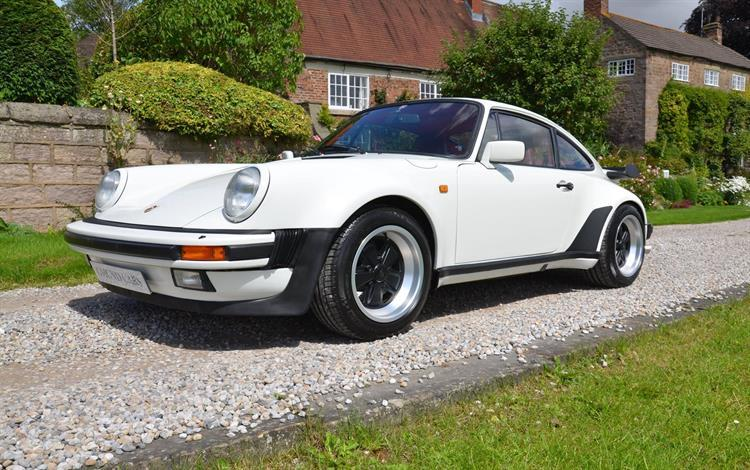 Porsche 930 3.3 Turbo #0