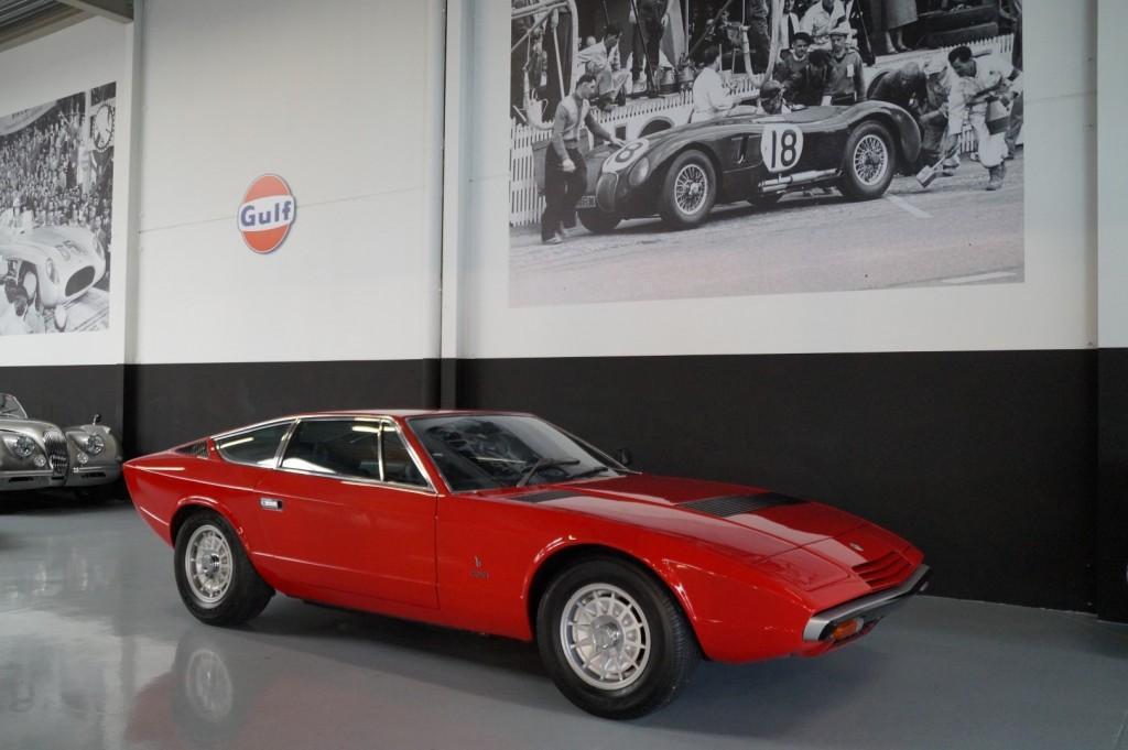 Maserati Khamsin 1977 #0