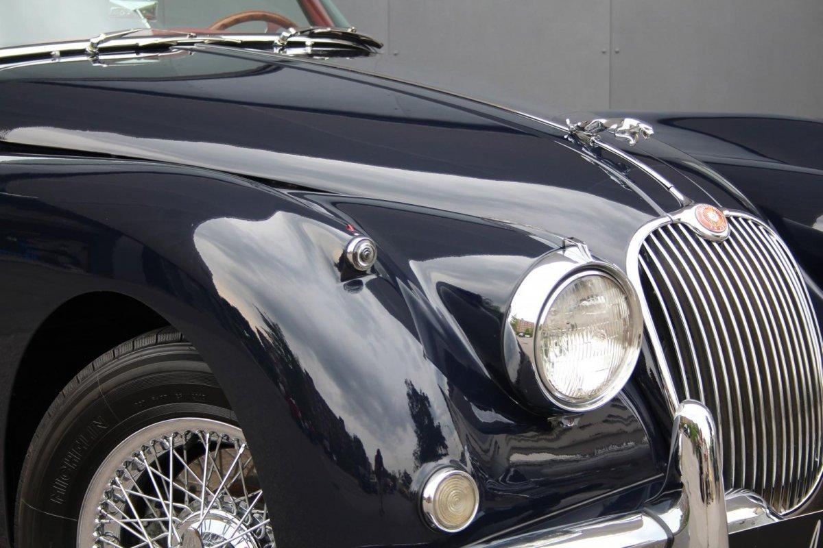 Jaguar XK 150 3,4 S #15