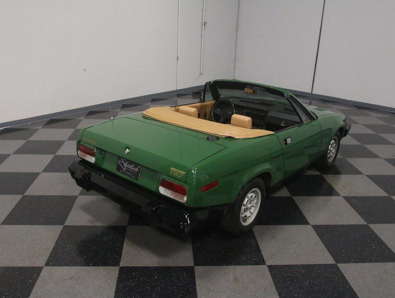 1980 Triumph TR7 #29