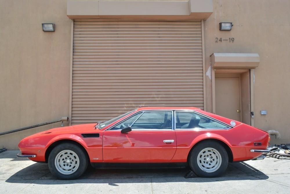 1976 Lamborghini Jarama S #1