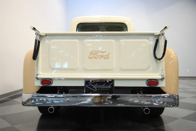 1951 Ford F-1 Restomod #14
