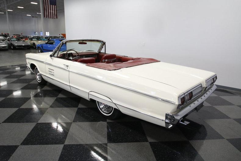 1966 Plymouth Sport Fury Convertible #13