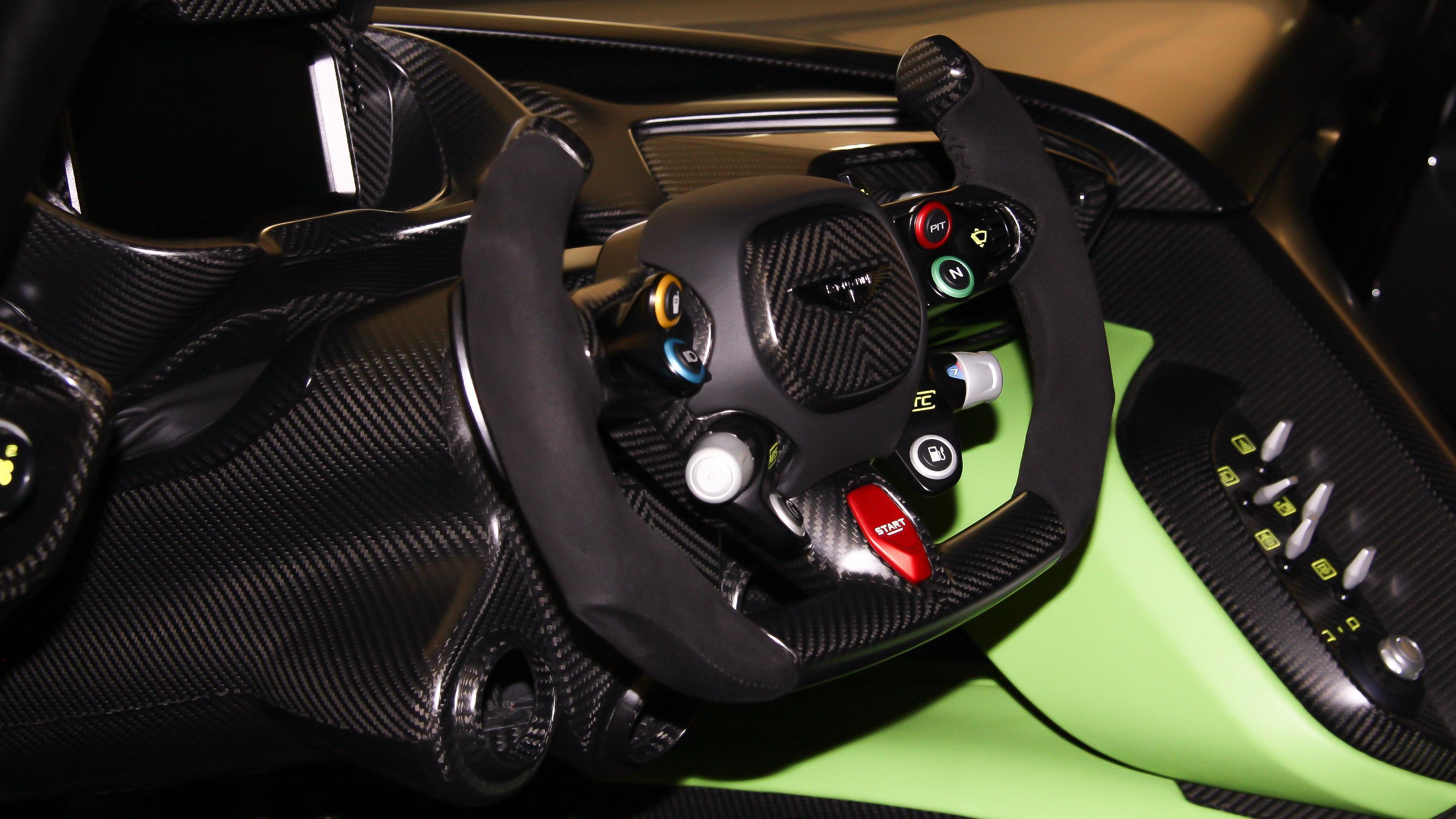 Aston Martin Vulcan (Vat Qualifying) #5