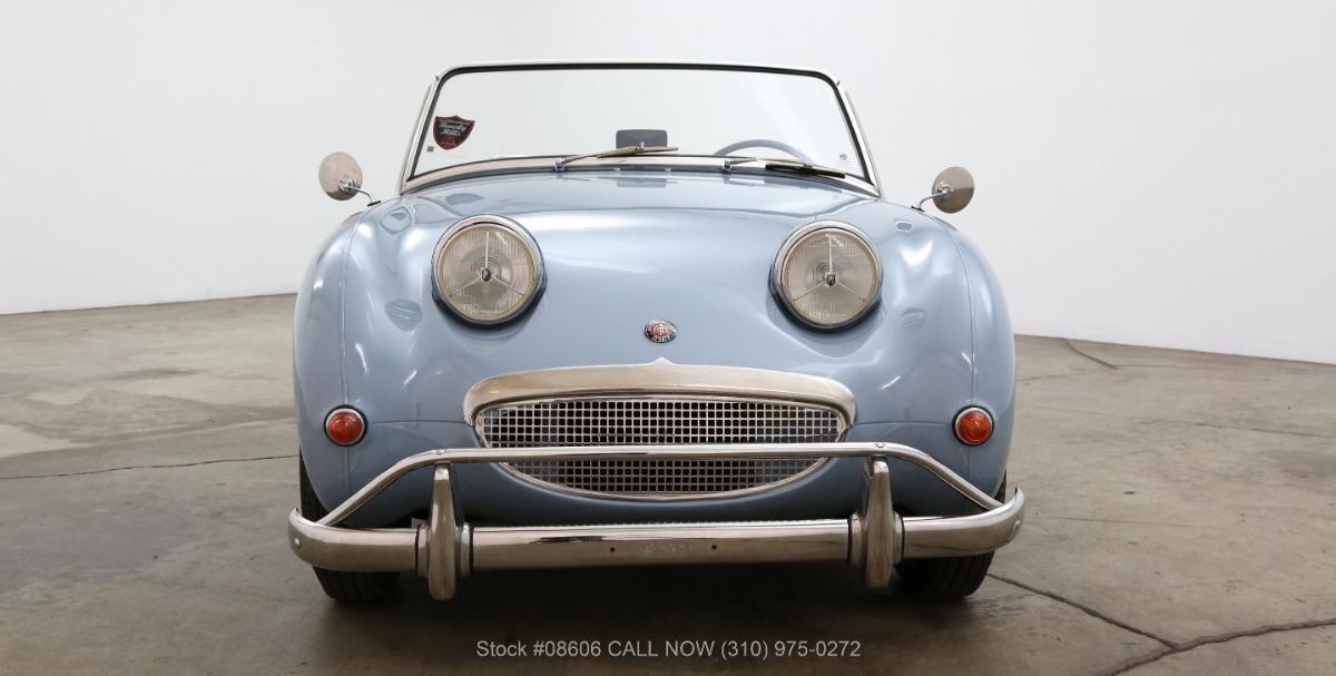 1961 Austin-Healey Bug Eye Sprite #15