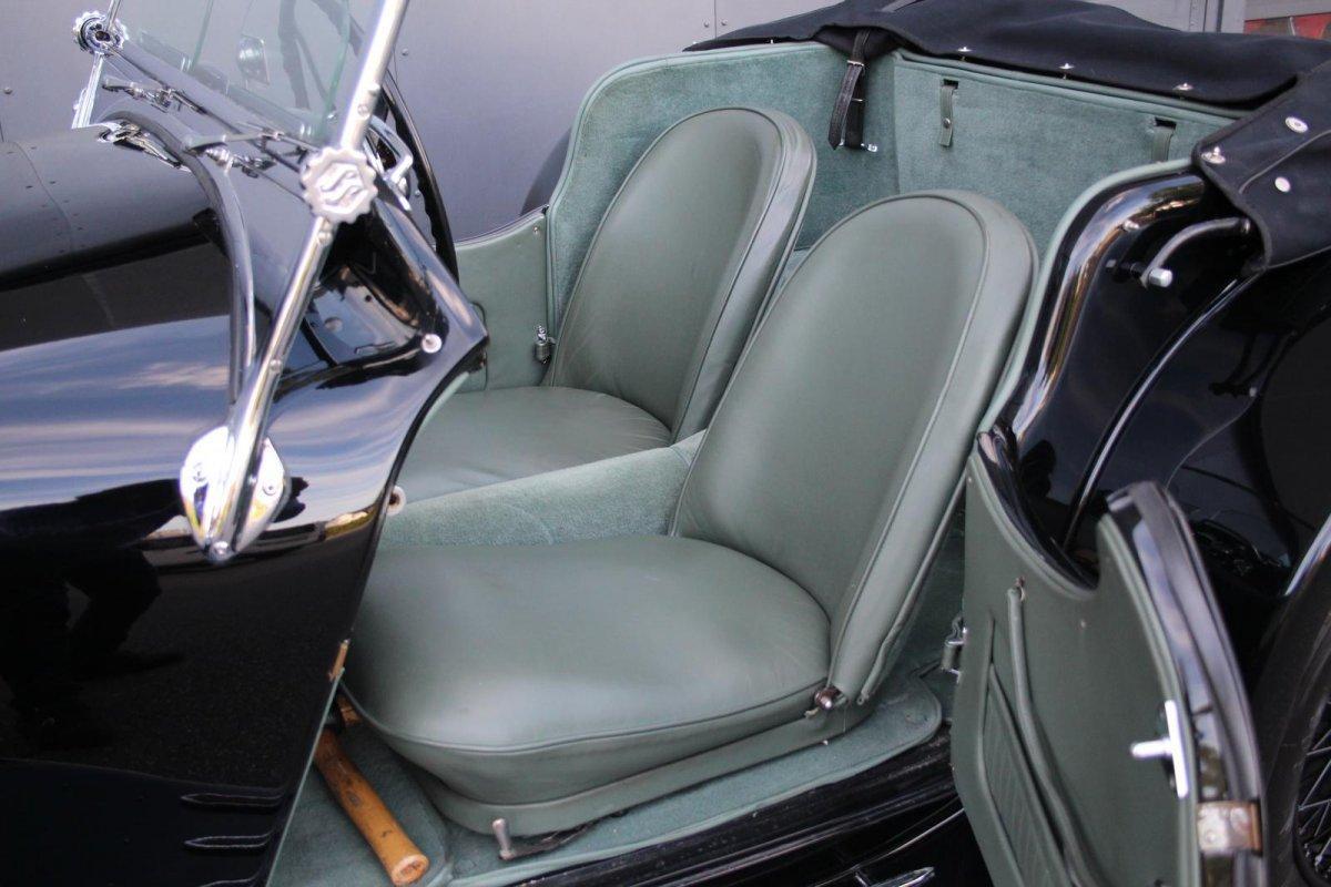 Jaguar SS 100 2,5 litre #2