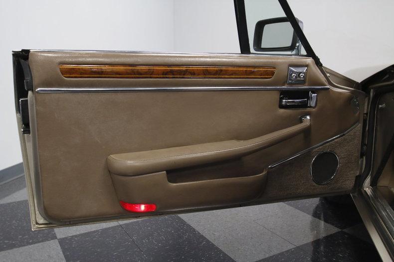 1988 Jaguar XJS V12 #34