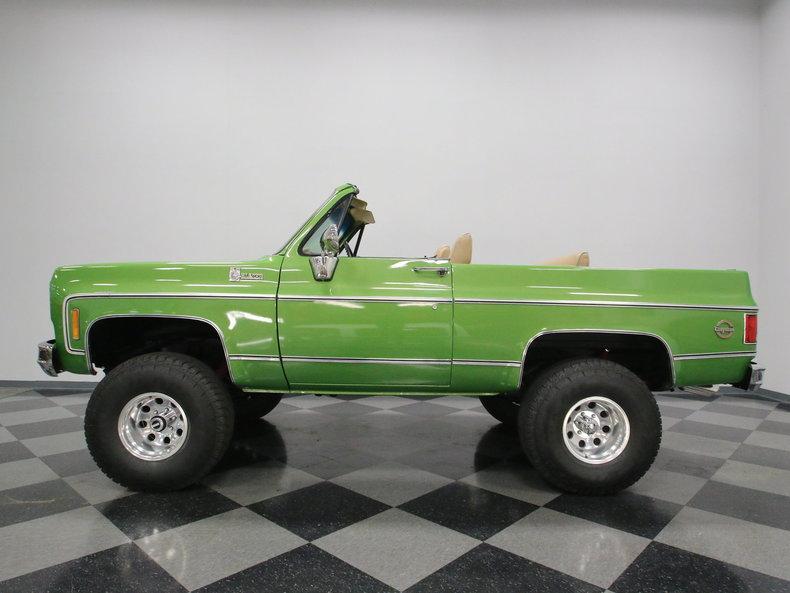 1975 Chevrolet Blazer K5 #1