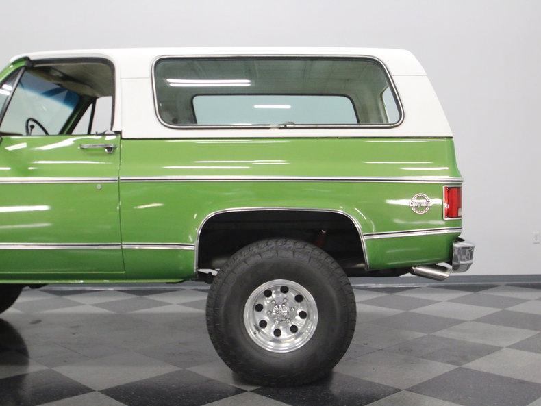 1975 Chevrolet Blazer K5 #18