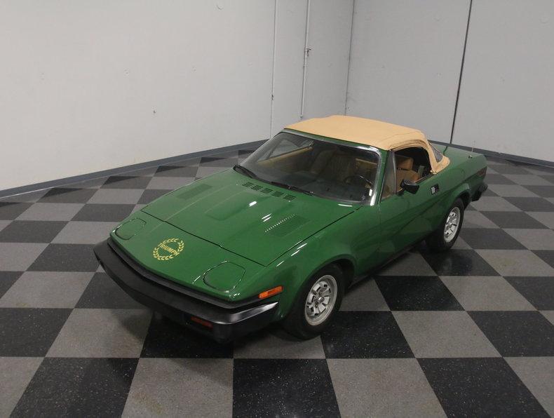 1980 Triumph TR7 #9