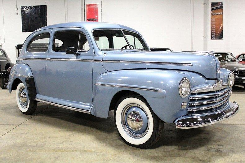 1948 Ford Deluxe #6