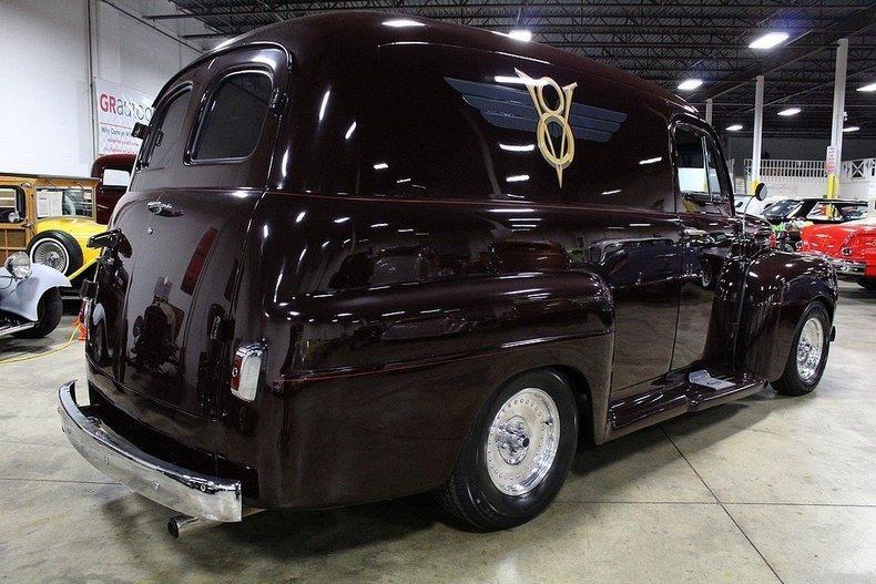 1948 Ford F1 Panel Van #4
