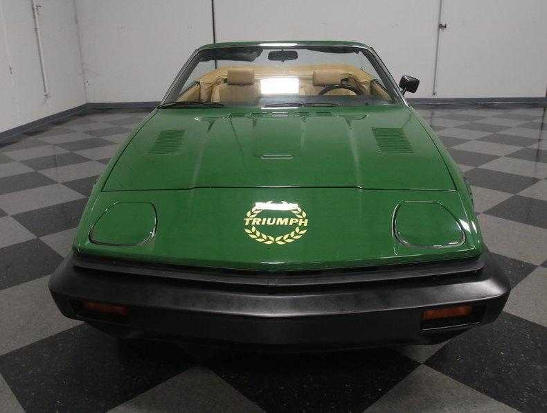 1980 Triumph TR7 #4