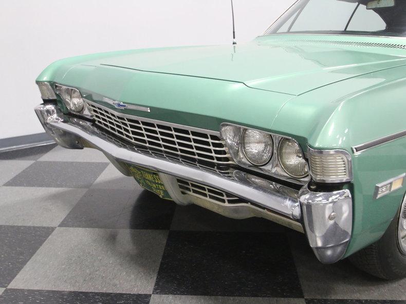 1968 Chevrolet Impala #9