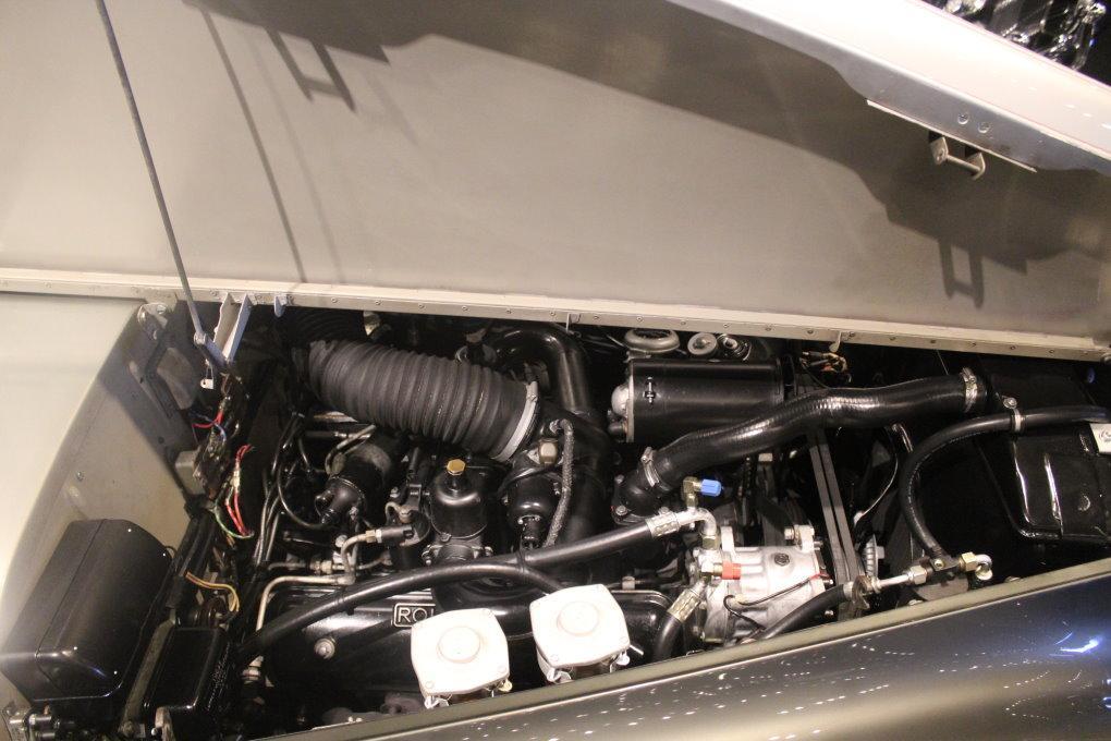 1962 ROLLS-ROYCE SILVER CLOUD II STANDARD SEDAN #LSZD165 – 35,490 MILES #13