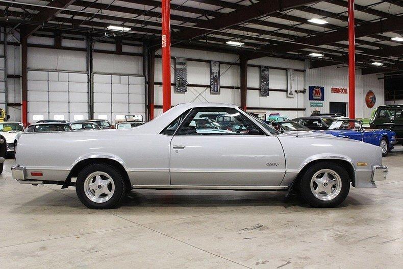 1985 Chevrolet El Camino #5