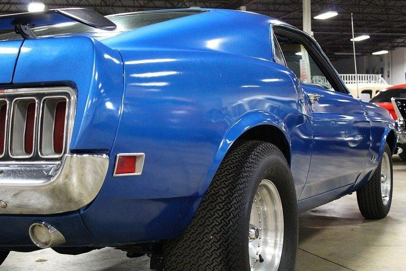 1970 Ford Mustang Fastback #33