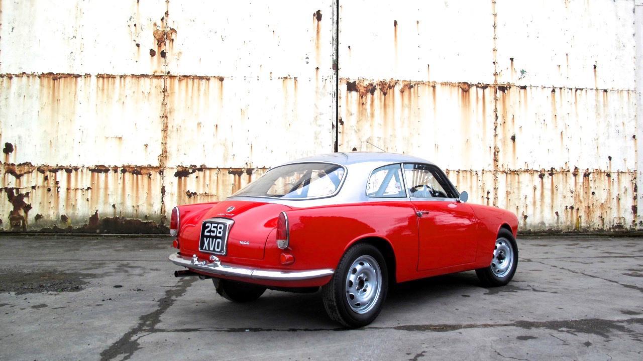 Alfa Romeo Giulia Sprint 1963 #3