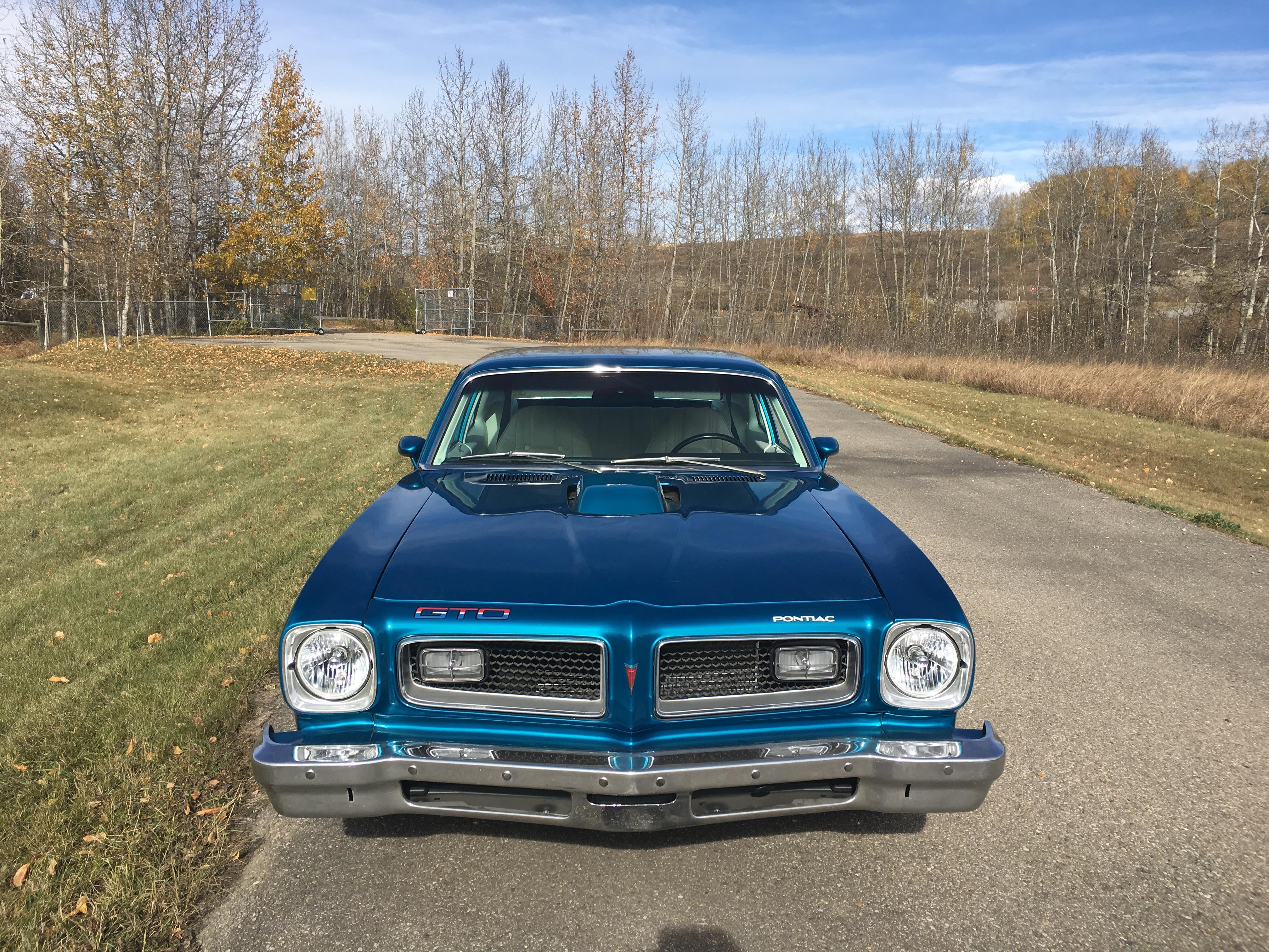 Pontiac GTO 445 SD HATCHBACK 1974 #1
