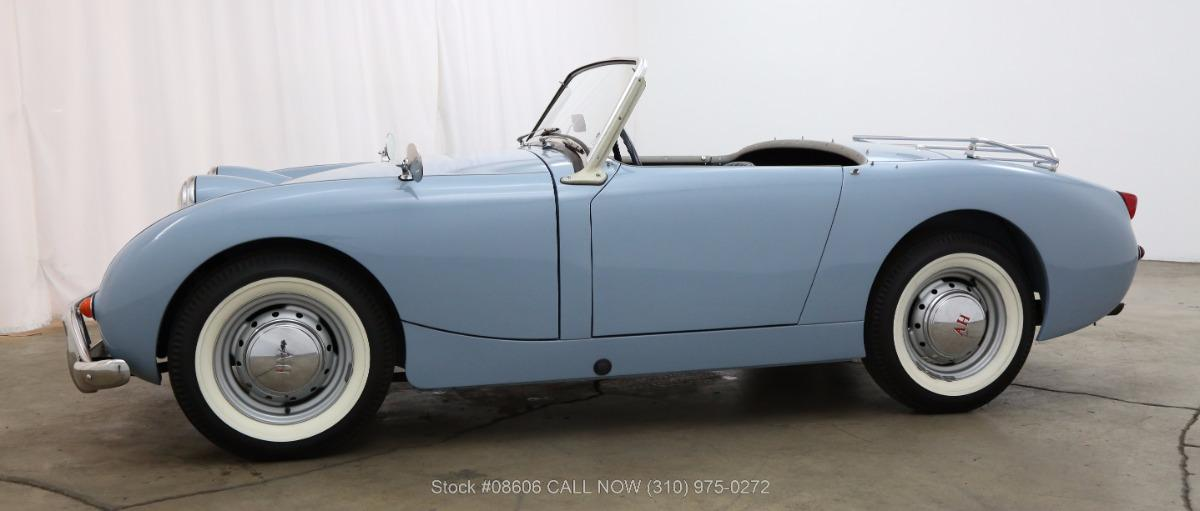 1961 Austin-Healey Bug Eye Sprite #12