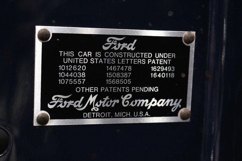 1931 Ford Model A Huckster #22