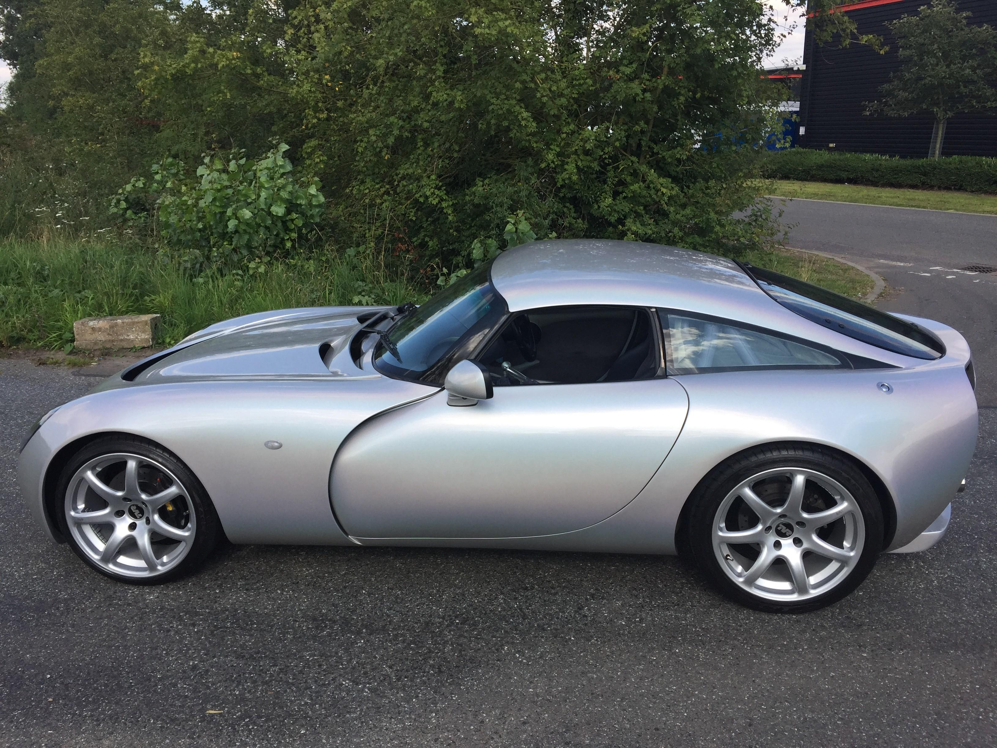 TVR T350c #3