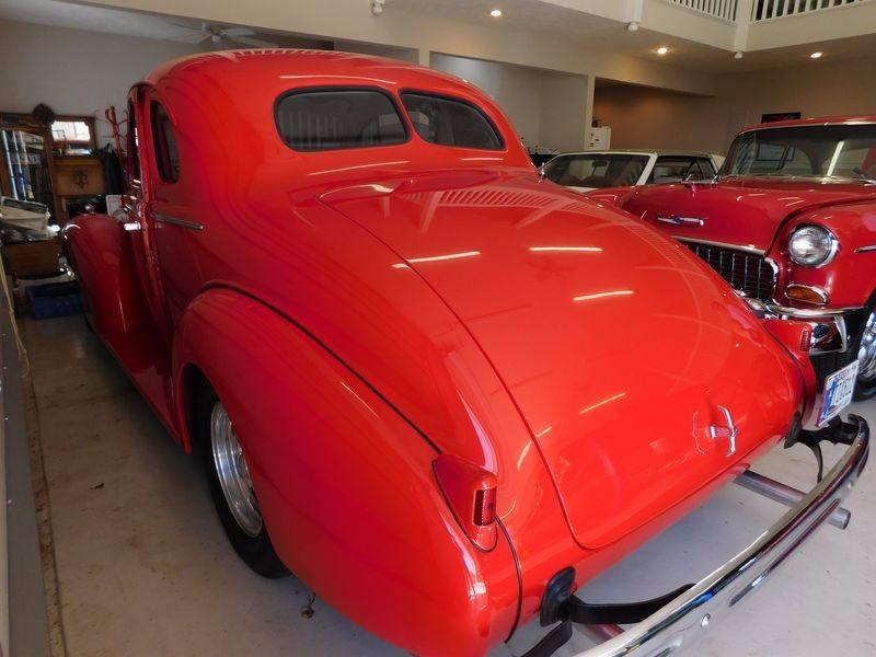 1937 Buick Century -RARE BUICK COUPE- CHECK OUT MY UPDATED INTERIOR- Stock # 37KYSR for sale near Mundelein, IL | IL Buick Dealer #10