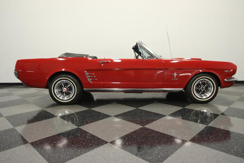 1966 Ford Mustang Convertible #25