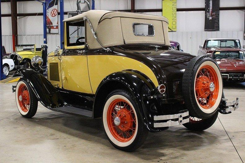 1931 Ford Model A #51