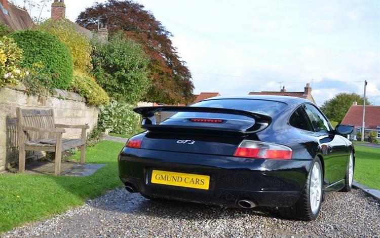 Porsche 996 GT3 #3