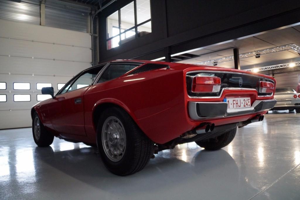 Maserati Khamsin 1977 #2