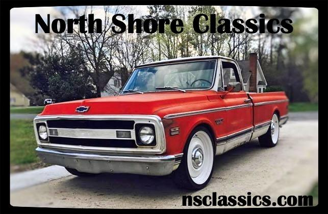 1970 Chevrolet C10 -PATINA PICKUP- CUSTOM SPORTS TRUCK- Stock # 10434NC for sale near Mundelein, IL | IL Chevrolet Dealer #0