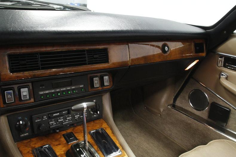 1988 Jaguar XJS V12 #40