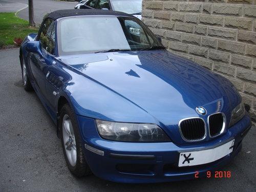 Classic Cars For Sale Bmw Z3 Autoclassicscom