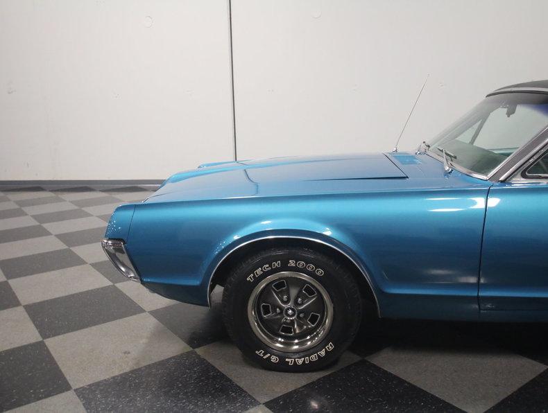 1967 Mercury Cougar #11