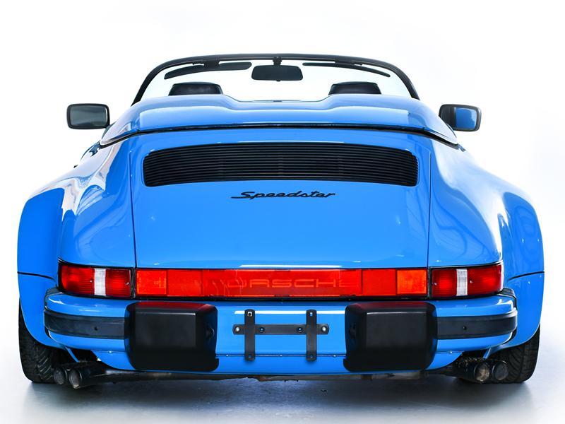 Porsche 930 3.3L Turbo Speedster 1988 #9