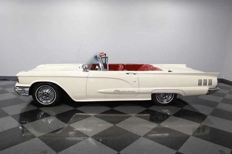 1960 Ford Thunderbird J-Code #1