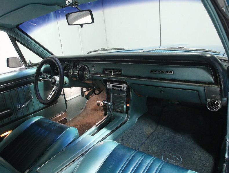 1967 Mercury Cougar #49